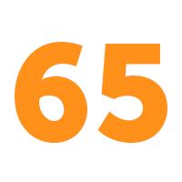 65 startups