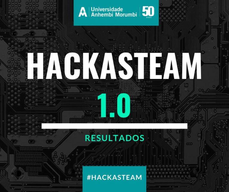 Anhembi Morumbi realiza seu primeiro HackaSteam